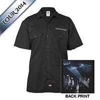 Dream Theater Bigger Picture Dickies Work Shirt