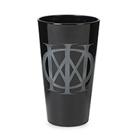 Black Majesty Pint Glass