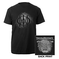 Limited Edition Dream Theater Majesty Icon 30th Anniversary Tour Tee