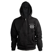 Men's Majesty Symbol Embroidered Hoodie