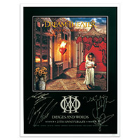 Limited Edition Images And Words Hand-Signed Lithograph