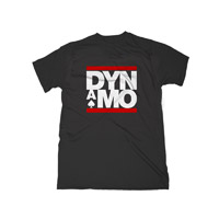 Dynamo Logo Black T-shirt