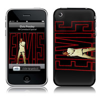 Elvis 68 Special iPhone 3G Skin
