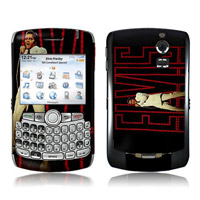 Elvis 68 Special Blackberry Curve Skin