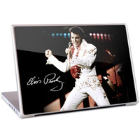 Elvis Aloha 13&quot; Laptop Skin