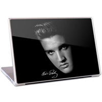 Elvis Portrait 13&quot; Laptop Skin