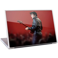 Elvis Leather 13&quot; Laptop Skin