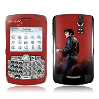 Elvis Leather Blackberry Curve Skin