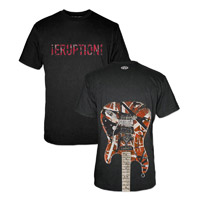 "Eddie Van Halen ""Eruption"" T-Shirt"