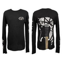 Eddie Van Halen Guitar Thermal