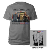 FGL Here's to The Good Times Tour Tee