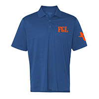 Blue FGL Golf Shirt