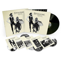 Rumours Deluxe Edition Box Set (4 CD, DVD, LP)