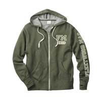 Fleetwood Mac 2013 Zip-Up Hooded Sweatshirt