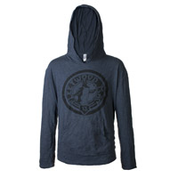 Fleetwood Mac Penguin Logo 2013 Hooded Long Sleeve