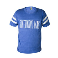 Fleetwood Mac Football Jersey Tee*
