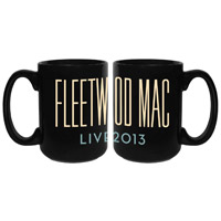 Official Fleetwood Mac 2013 Tour Mug