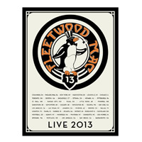 Official Fleetwood Mac Live 2013 Tour Poster*