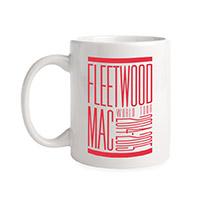 Official Fleetwood Mac World Tour Mug*