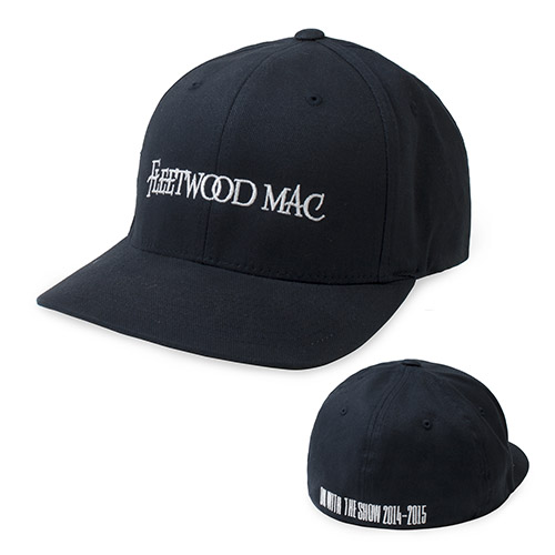Fleetwood Mac On With The Show Flex Fit Hat