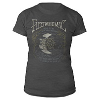 Fleetwood Mac Sisters Of The Moon Lyric Tee*