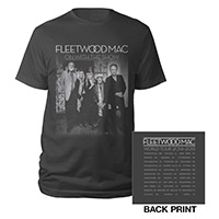 Fleetwood Mac On With The Show Tour Photo Tee