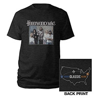 Fleetwood Mac Vintage Photos 2017 Classic Tee