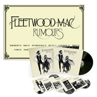 Exclusive Rumours Deluxe Edition &amp; Poster Bundle
