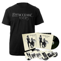Exclusive Rumours Deluxe Edition & T-shirt Bundle