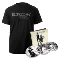 Exclusive Rumours Expanded Edition & T-shirt Bundle