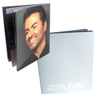 GM 25Live Official Tour Book 2008