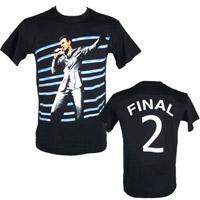 """GM Earls Court """"Final 2"""" Event  Black T-shirt"""