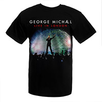 George Michael Live in London Tee