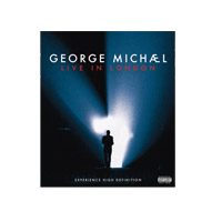 Free Poster with purchase: George Michael Live in London Blu-Ray