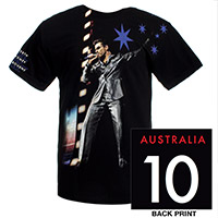 2010 Australia Tour Tee