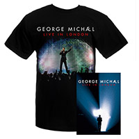 Live In London DVD &amp; T-Shirt Bundle Get a FREE POSTER with every purchase, type in coupon code GMIFREEPOSTER at checkout!