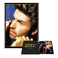 Pre-Order Faith Special Edition Album & Lithograph Bundle