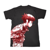 Black Murdoc T-Shirt