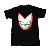 Gorillaz Cat Mask T-Shirt
