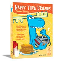 Happy Tree Friends Official Store | Vol. 2 Second Serving :  dvds