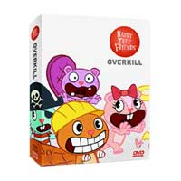 Happy Tree Friends   Best Of   Overkill box set [Divx   MP3] preview 0