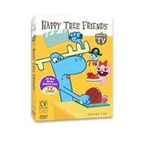 Happy Tree Friends Official Store | TV Series DVD Vol. 2 :  dvds