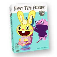 Happy Tree Friends Official Store | Volume 3. TV Series