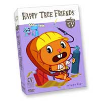 Happy Tree Friends Official Store | TV Series DVD Vol. 4 :  dvds