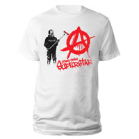 Jesus Christ Superstar Anarchy White T-shirt