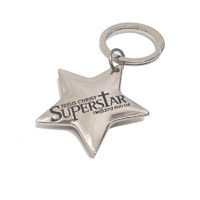 Jesus Christ Superstar Metal Keychain