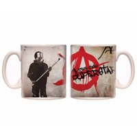 Jesus Christ Superstar Anarchy Mug