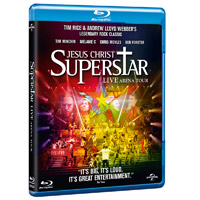 Jesus Christ Superstar Arena Tour BluRay