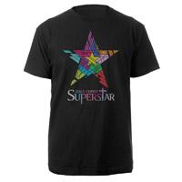 Jesus Christ Superstar Logo Black T-shirt