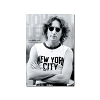 John Lennon New York City Poster